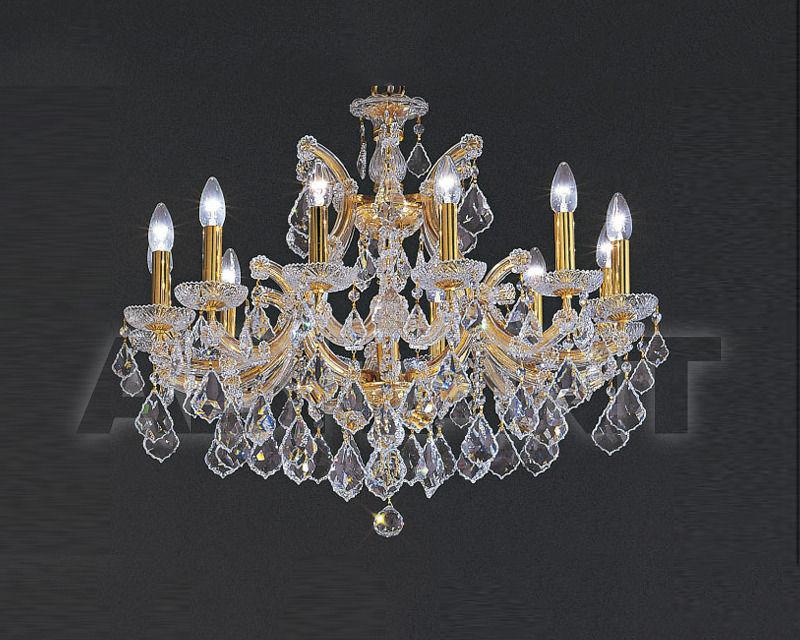 Купить Люстра Asfour Crystal Crystal 2013 CH 12/12+1 CHROME