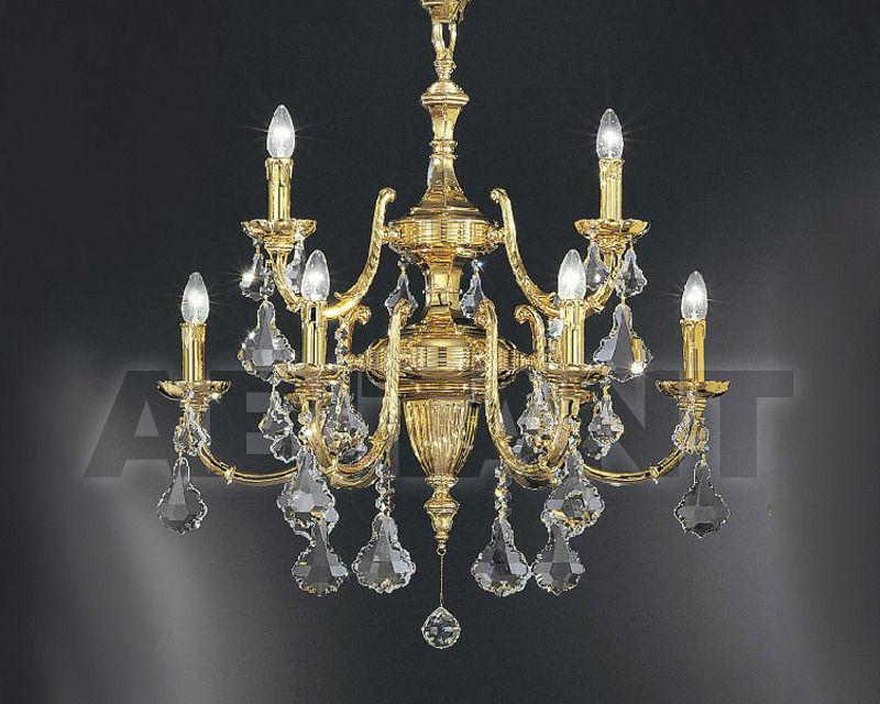 Купить Люстра Asfour Crystal Crystal 2013 CH 288/9 Gold Pend 902