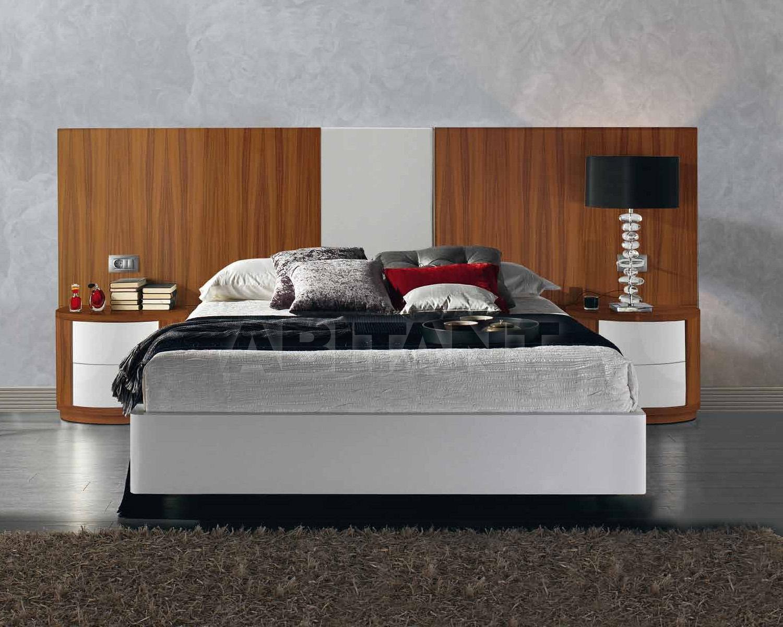 Купить Кровать Cubilles Logica  Bedroomsoulhome GALATEA CABEZAL + SOMIER 1