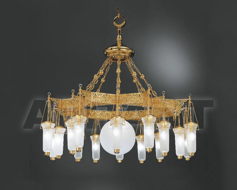 Купить Люстра Asfour Crystal Crystal 2013 CH 955/150/32 Gold