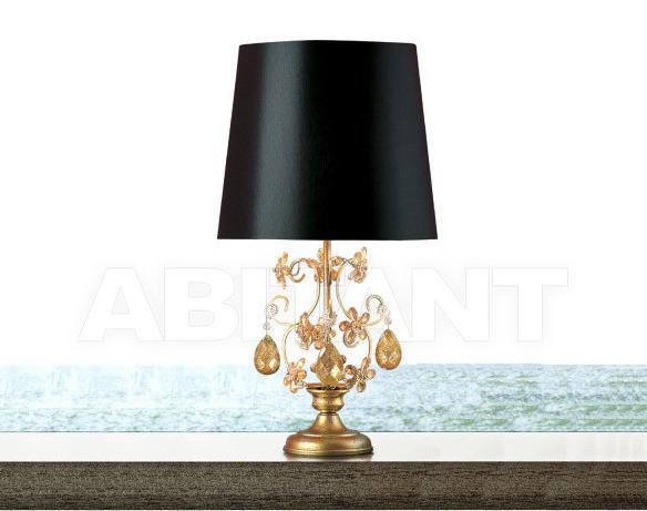 Купить Лампа настольная Masiero Emmepilight Classica FIORE DI FOGLIA TL1 G