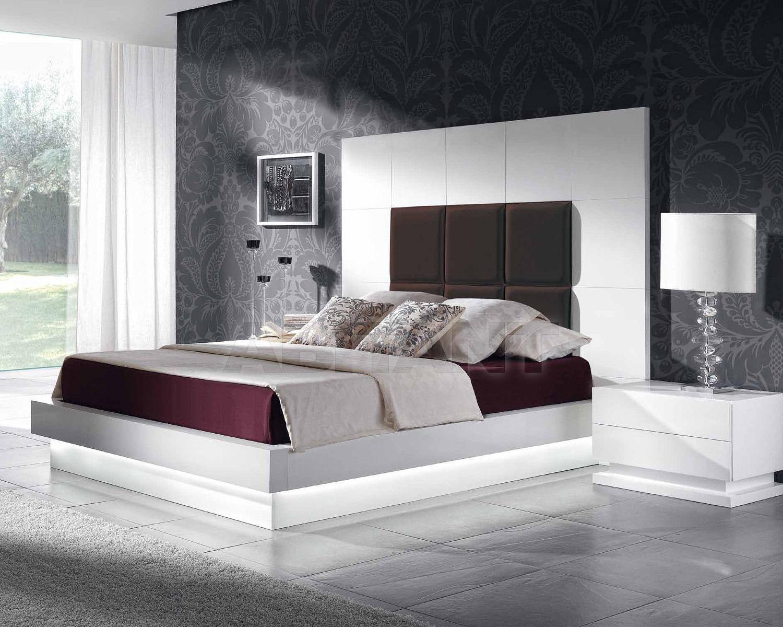 Купить Кровать Cubilles Logica  Dormitorios Exclusivos TAMARA CABEZAL + SOMIER
