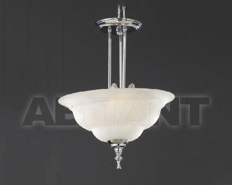 Купить Светильник Asfour Crystal Crystal 2013 LN 1031/3 Chrome Alabaster