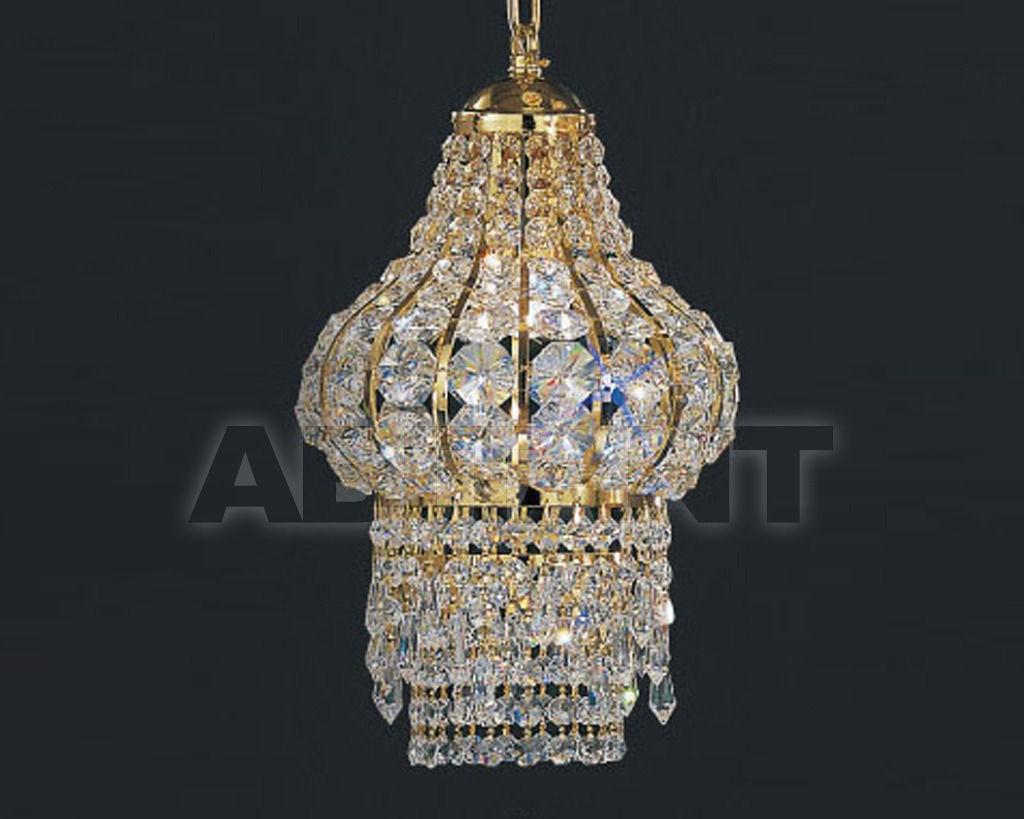 Купить Люстра Asfour Crystal Crystal 2013 LN 4059/20/1 Gold Octagons
