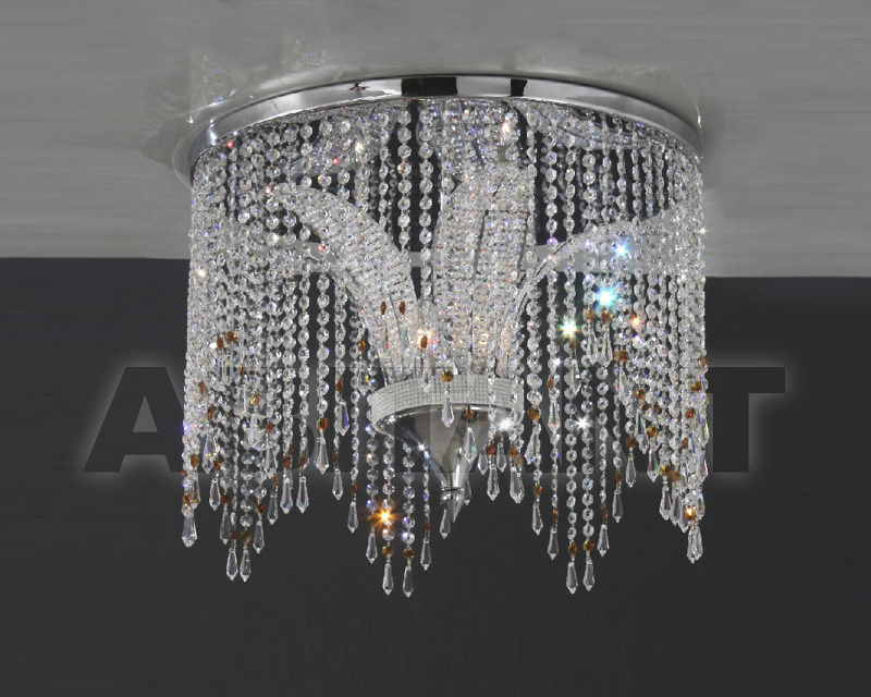 Купить Люстра Asfour Crystal Crystal 2013 PL 2848/9 CHROME