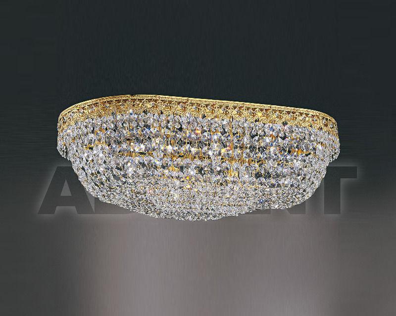 Купить Люстра Asfour Crystal Crystal 2013 PL 4074/100/31Gold. Octagons