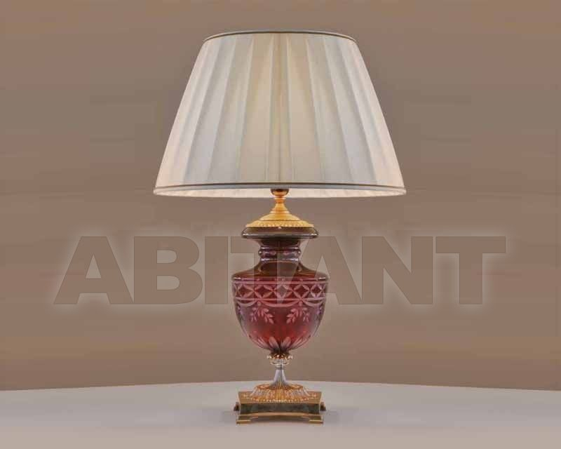 Купить Лампа настольная Laudarte Leone Aliotti ABV 1660