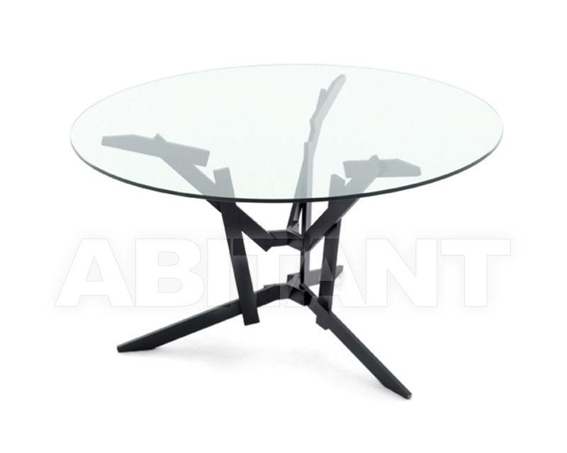Купить Стол обеденный Fe+Fe Opinion Ciatti Intensive Design Collection FEFETOP130GLASS + FEFE3RAL