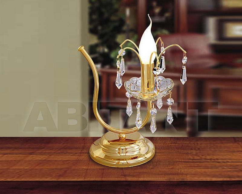 Купить Лампа настольная Lam Export Classic Collection 2014 6600 / 1 L finitura 1 / finish 1
