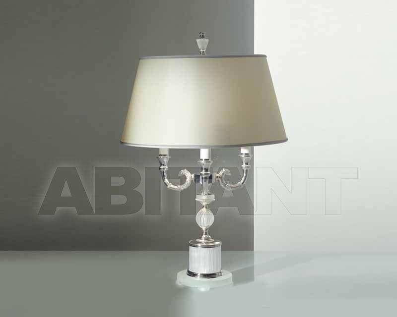 Купить Лампа настольная Laudarte O.laudarte CR. ZAFFIRO
