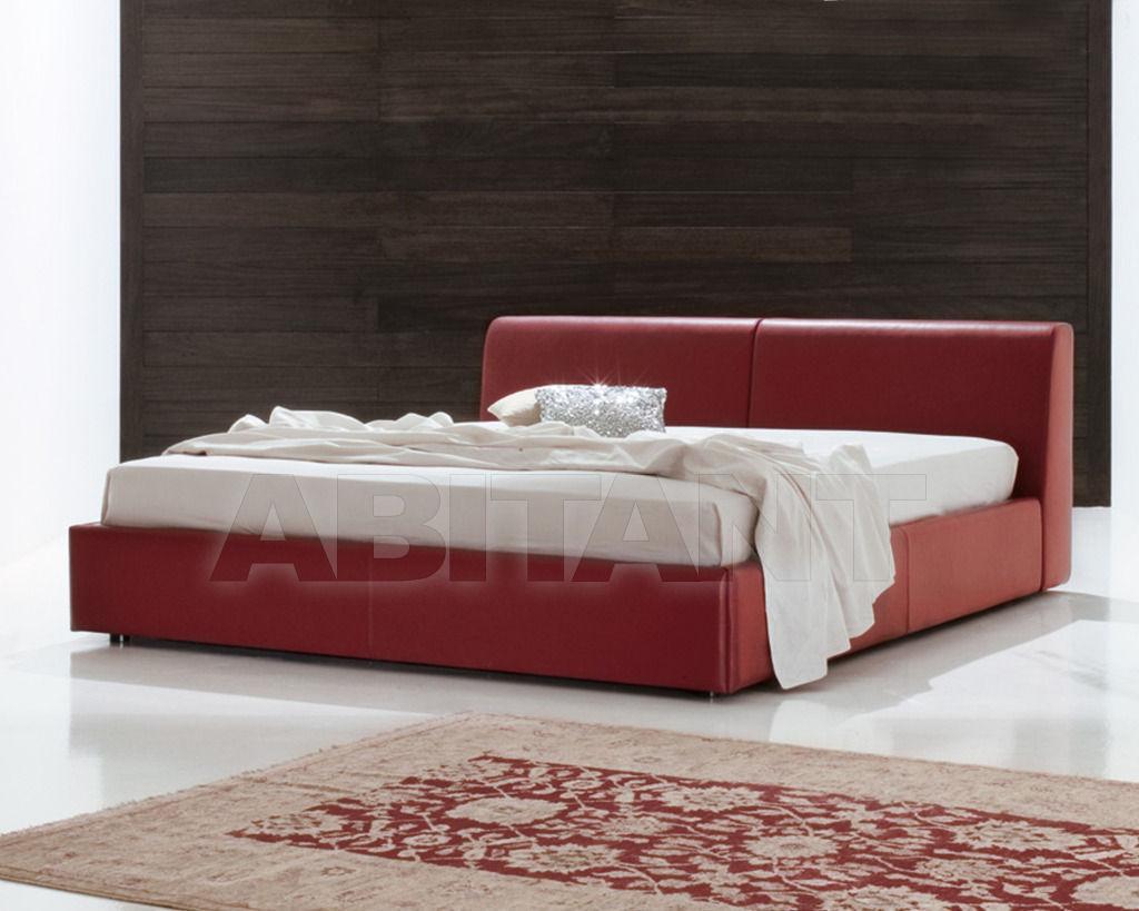 Купить Кровать Ipanema Alberta Salotti Letti LEA180PIPL