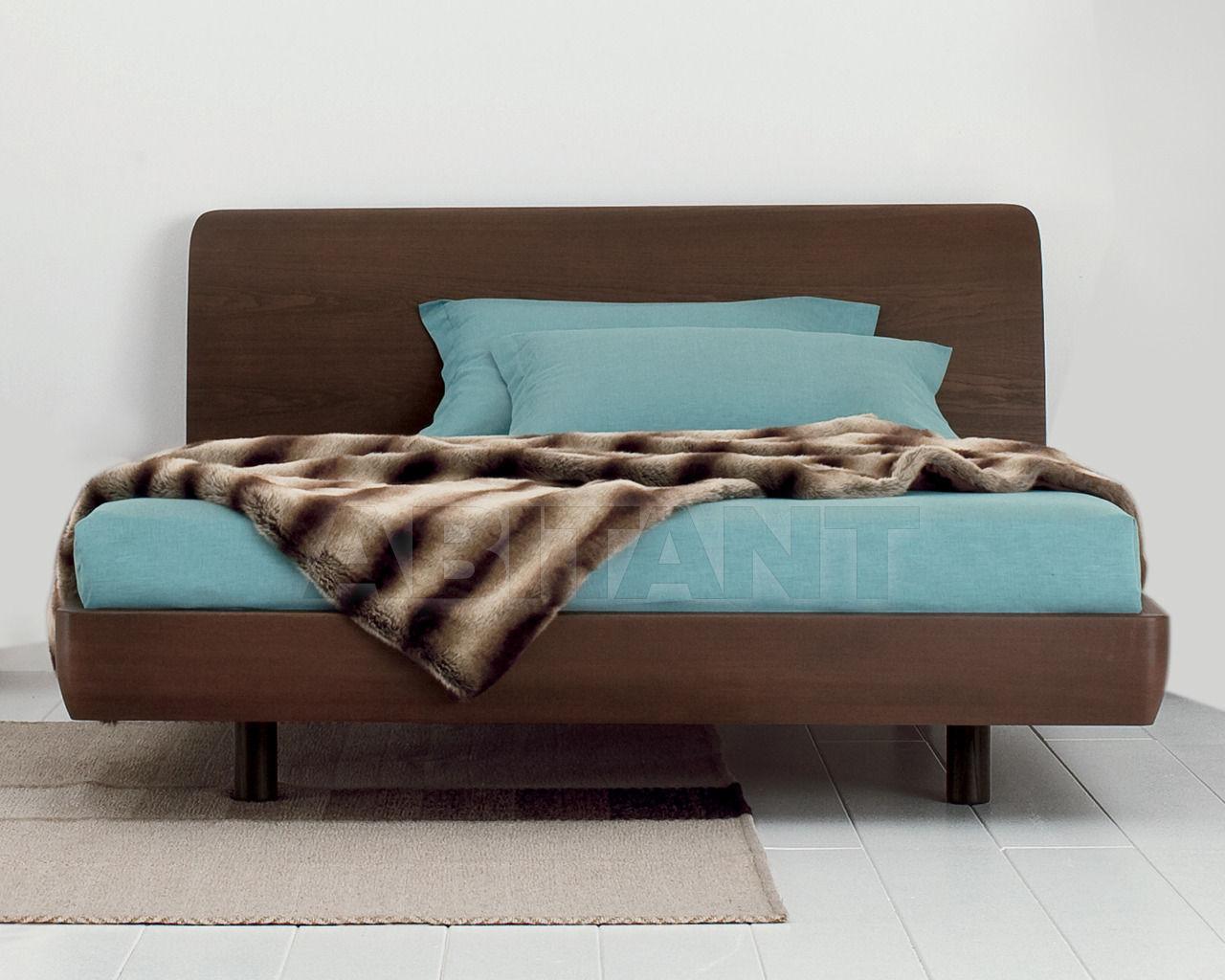 Купить Кровать COLORS Cenedese Moderno DR1 Finitura Cacao