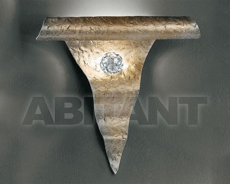 Купить Светильник настенный ONDA Hans Kögl Wohnlicht 80114  silber antik