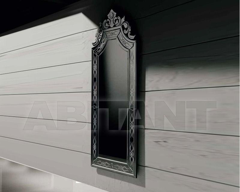 Купить Зеркало настенное Of Interni by Light 4 srl Bookbianco 1007