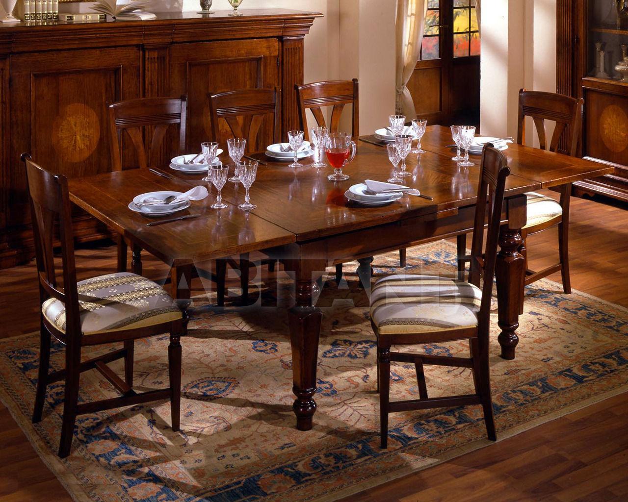 Купить Стол обеденный Arredogi Classic 145 A A