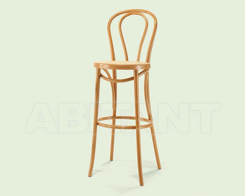 Купить Барный стул Italcomma Complementi D'arredo S.R.L  Heritage BST18 Faggio naturale 030 /  Natural beechwood 030