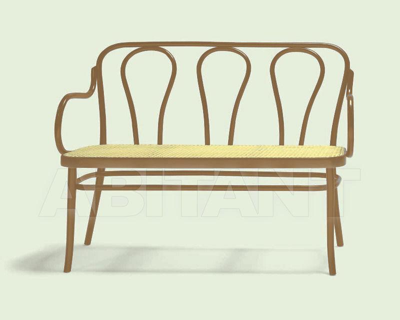 Купить Скамейка Italcomma Complementi D'arredo S.R.L  Heritage S6653/18 Faggio naturale 030 /  Natural beechwood 030