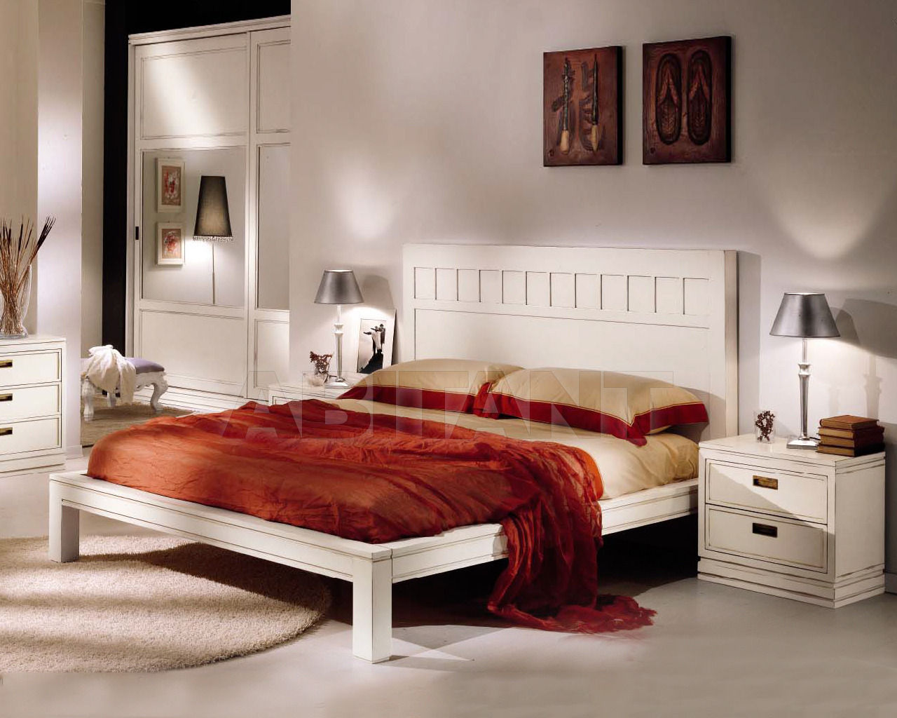 Купить Кровать Arredogi Domino LETO1