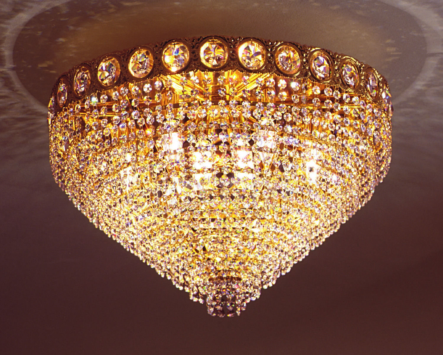 Купить Люстра Non Solo Luce Ceiling Lamps TREVISO CL-06 G