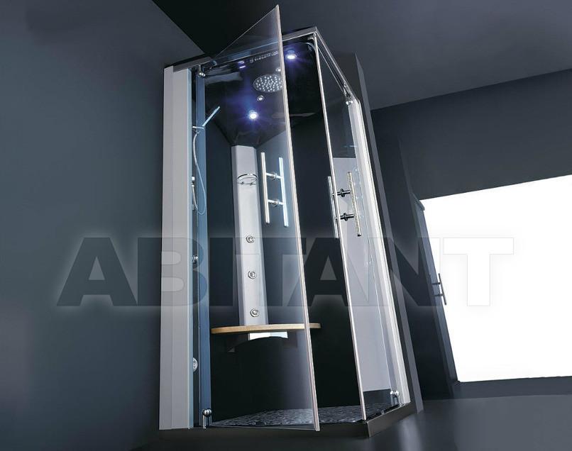 Купить Гидромассажный бокс Gruppo Treesse Shower Cabins B7294