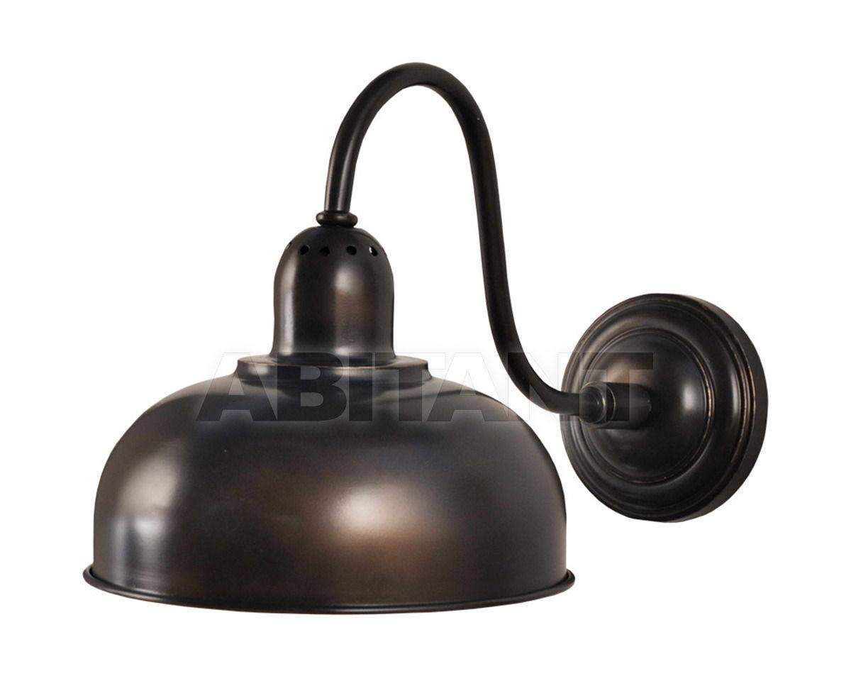 Купить Светильник настенный INDUSTRIAL DOME SCONCE Gramercy Home 2014 SN046-1-ABG