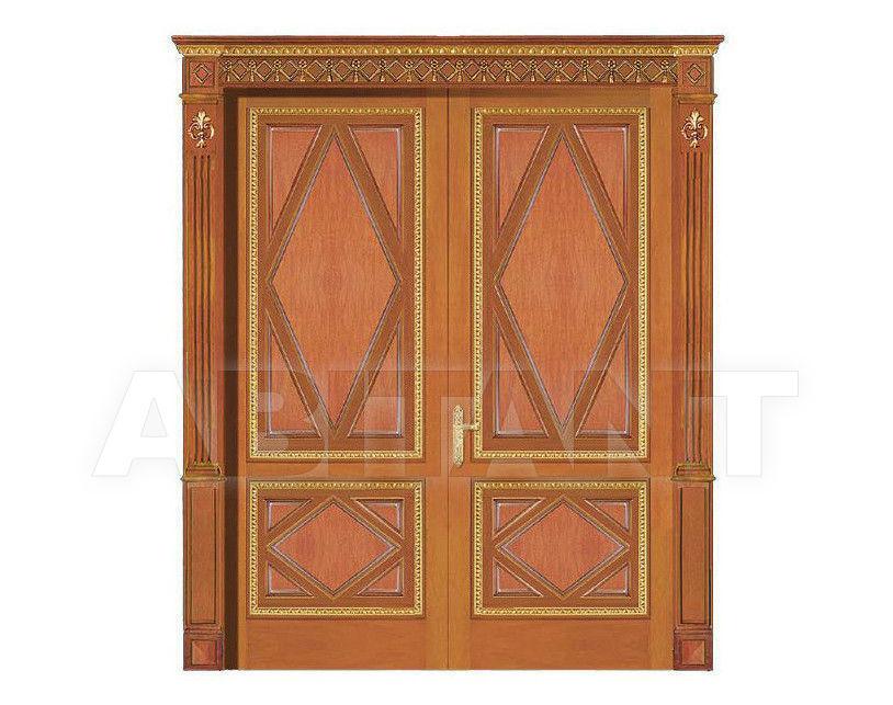 Купить Дверь двухстворчатая Asnaghi Interiors Doors Collection PR8002-1