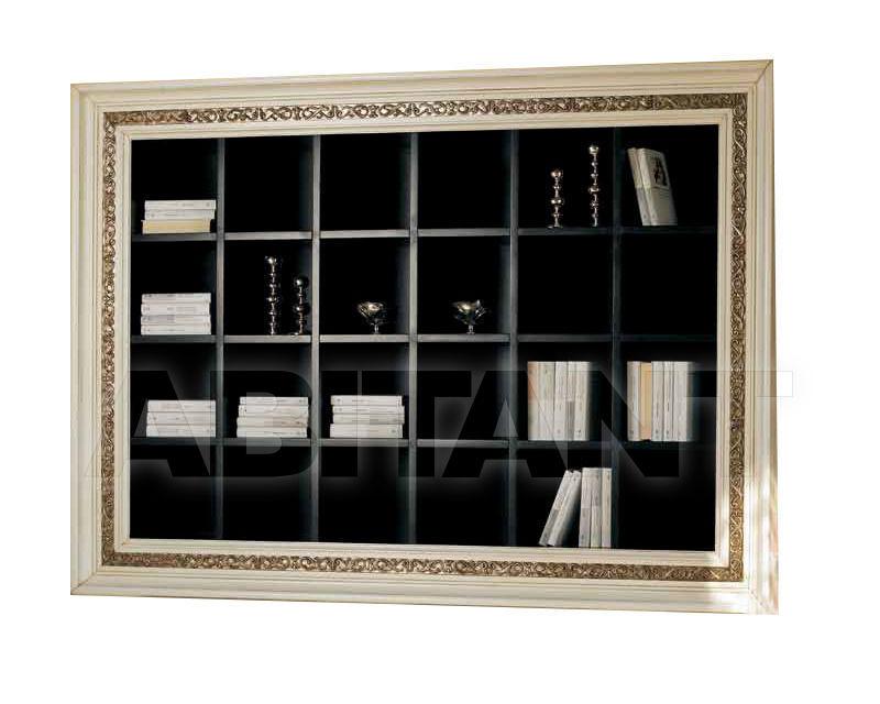 Купить Библиотека Arve Style  La Villa VF-3000-W
