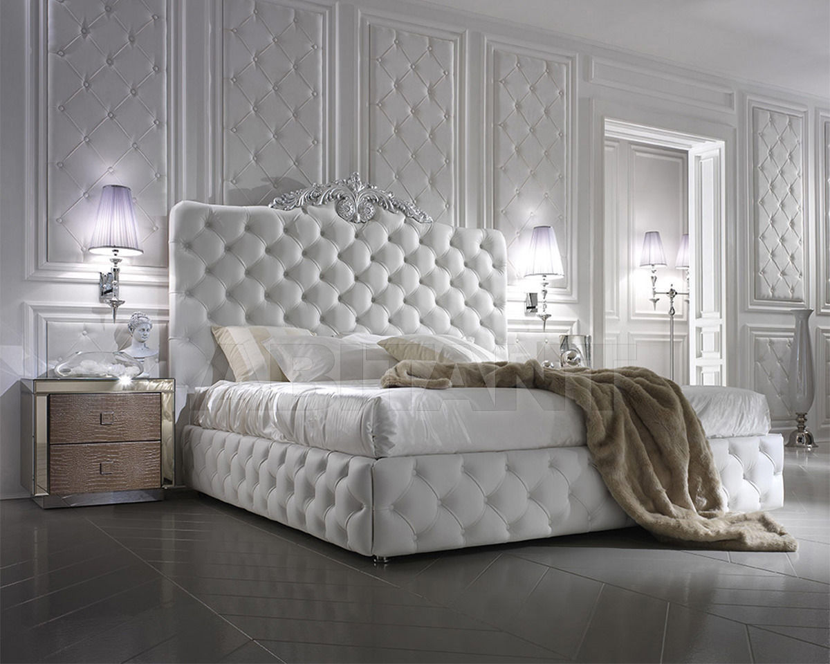 Купить Кровать DV homecollection srl Dv Home Collection 2011-2012/night Avery bed/l