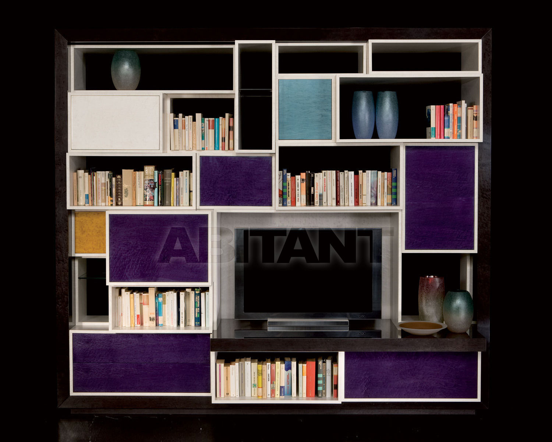 Купить Шкаф книжный AXOR IL Loft Wooden Furnitures AX52