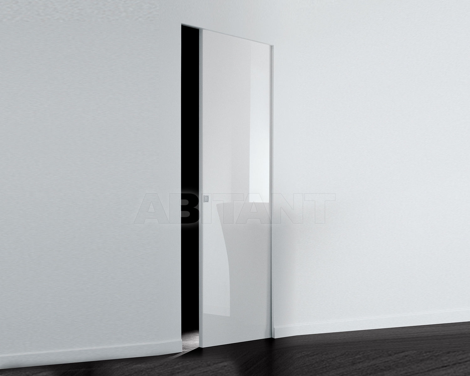 Купить Дверь деревянная Res Italia Doorscollection MISS Single sliding door into the wall2