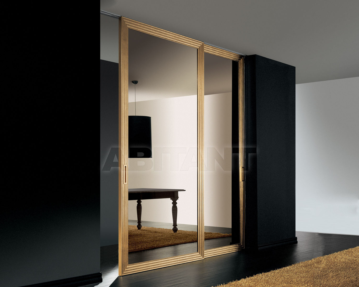 Купить Перегородка Res Italia Doorscollection DECÓ Sliding veneered door