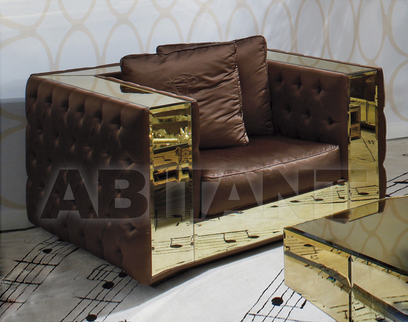 Купить Кресло Ipe Cavalli Visionnaire MAGNOLIA_ARMCHAIR