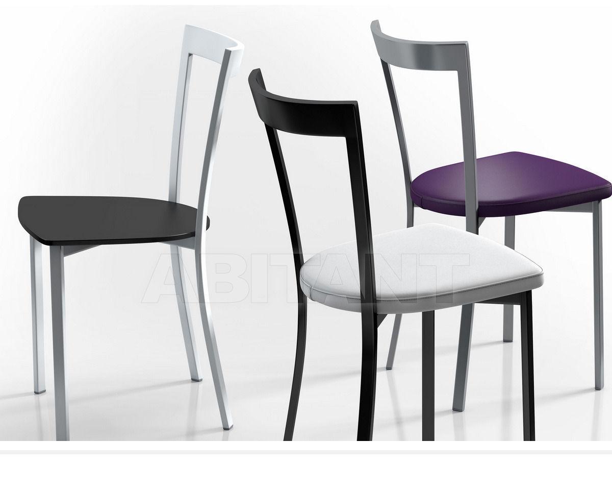 Стул черный Cancio Muebles SPIRIT 2 , столы и стулья: фото, заказ на ABITANT ...