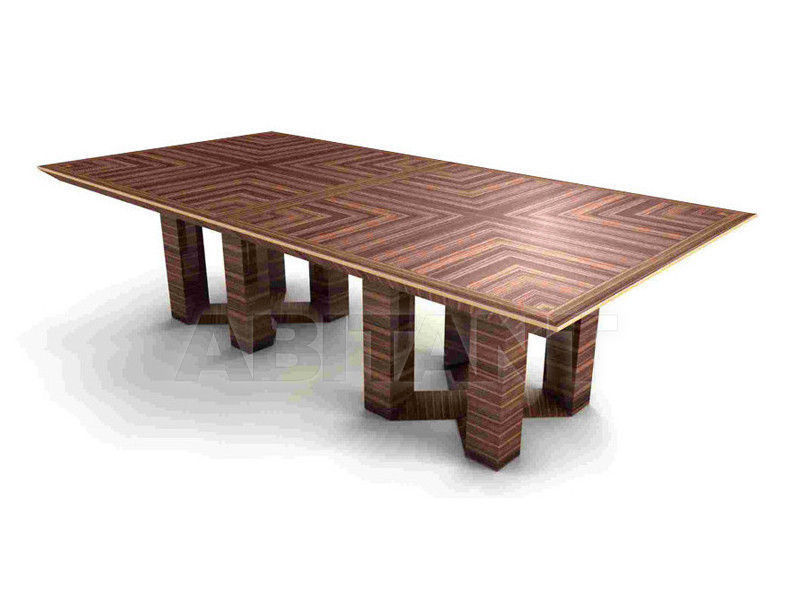 Купить Стол для конференц-залов ETTORE BERDONDINI  AB 1926 Historic Collection ETTORE rectangular table 12