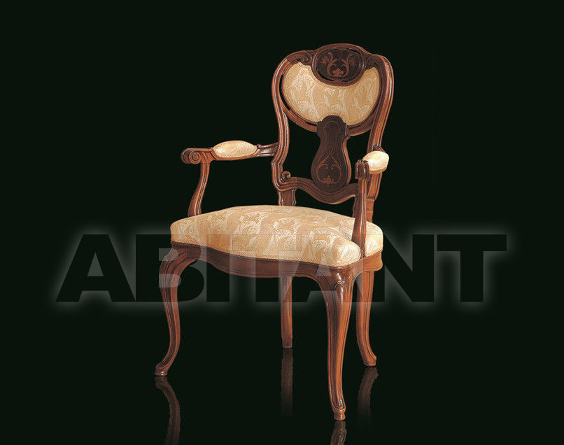 Купить Стул с подлокотниками Fratelli Radice 2012 10300020030