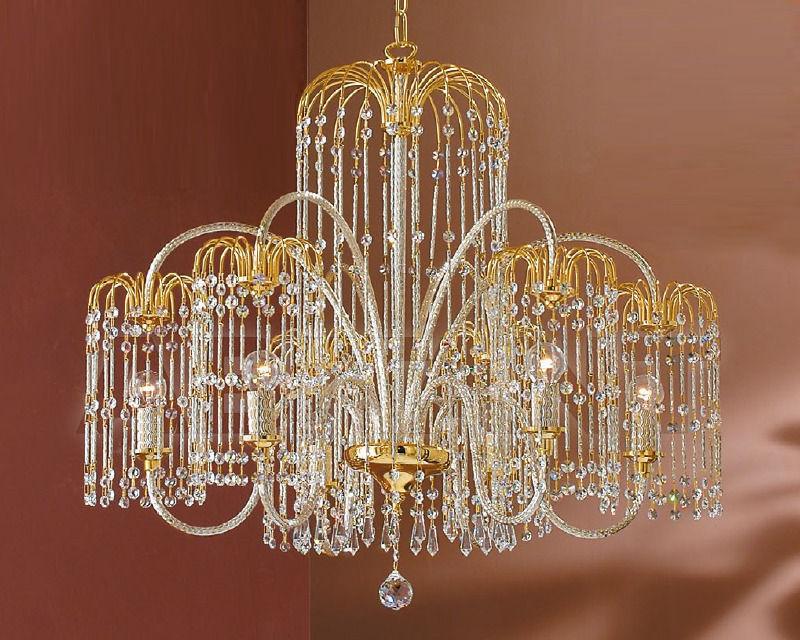 Купить Люстра Arredo Luce Royal Crystal 408/6