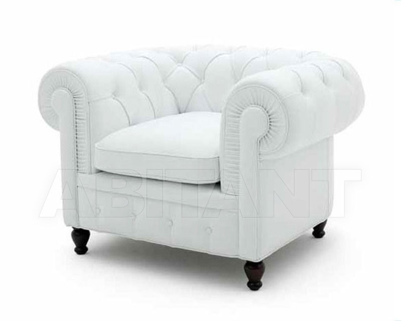 Купить Кресло CHESTER Alberta Salotti Armchair And Chaise Longue Collection PPCHR