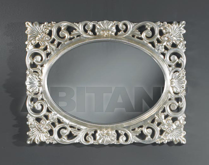 Купить Зеркало настенное Seven Sedie Reproductions Ottocento 00SP07 ZH 1