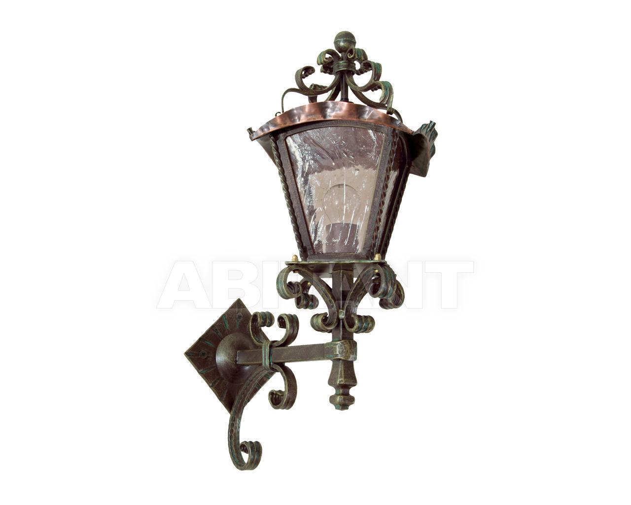Купить Фасадный светильник FMB Leuchten Schmiedeeisen Lampen Und Leuchten 90150