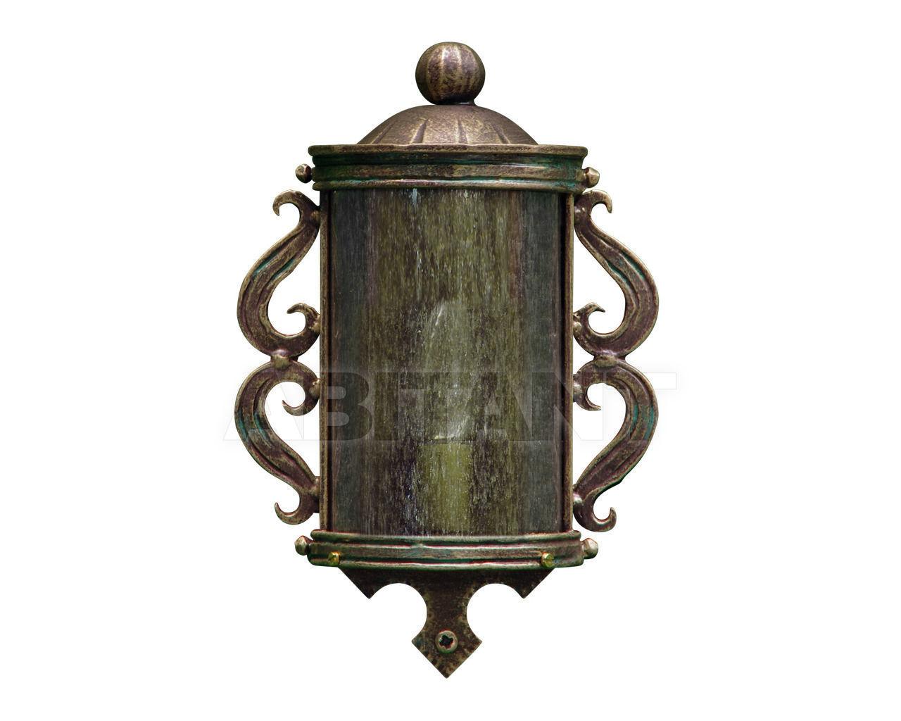 Купить Фасадный светильник FMB Leuchten Schmiedeeisen Lampen Und Leuchten 90154