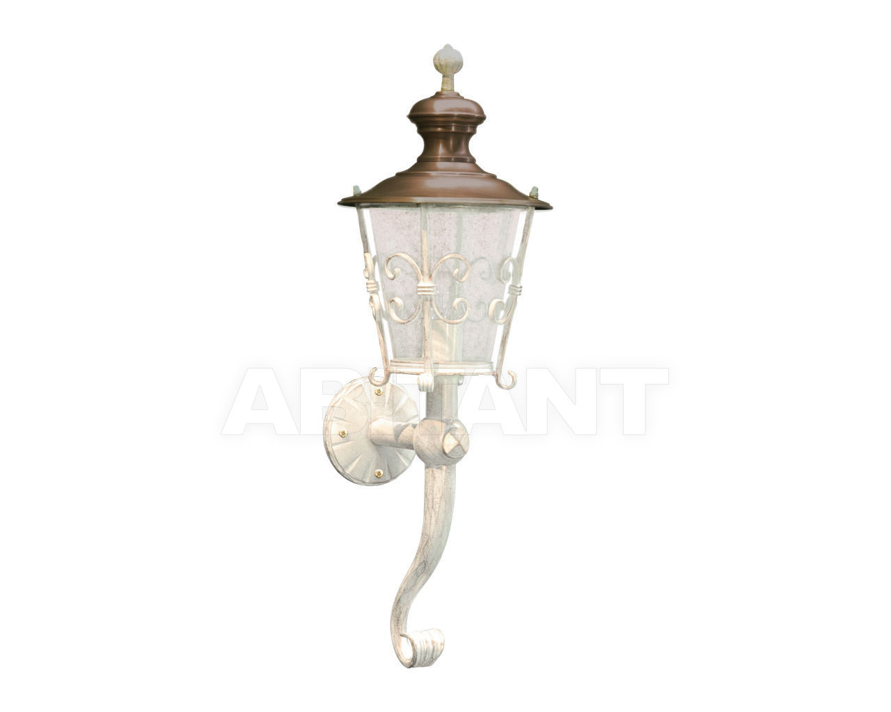 Купить Фасадный светильник FMB Leuchten Schmiedeeisen Lampen Und Leuchten 90124