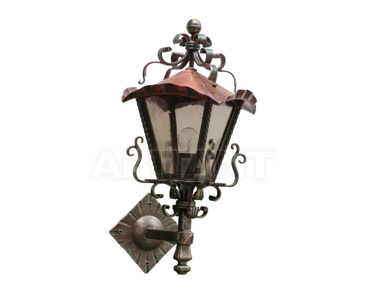 Купить Фасадный светильник FMB Leuchten Schmiedeeisen Lampen Und Leuchten 90139