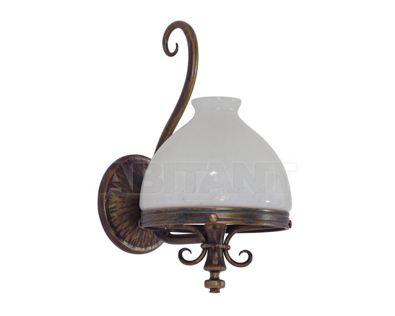 Купить Светильник настенный FMB Leuchten Schmiedeeisen Lampen Und Leuchten 94127