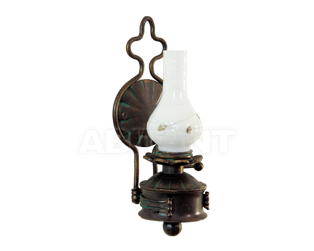 Купить Светильник настенный FMB Leuchten Schmiedeeisen Lampen Und Leuchten 94090