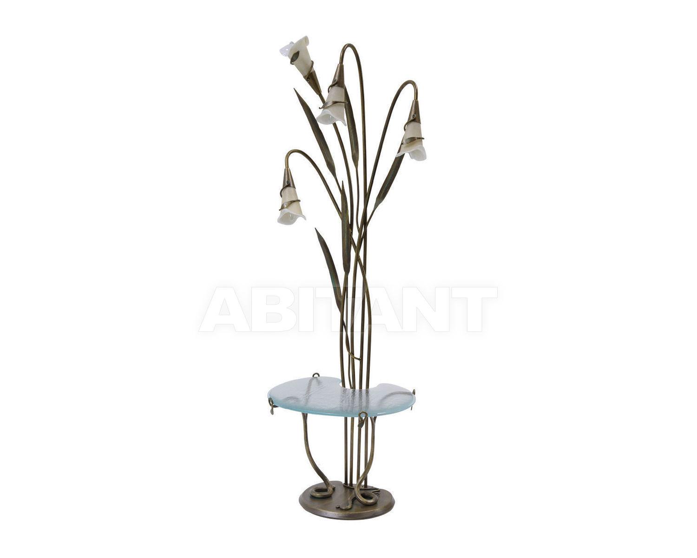 Купить Лампа напольная FMB Leuchten Schmiedeeisen Lampen Und Leuchten 94275