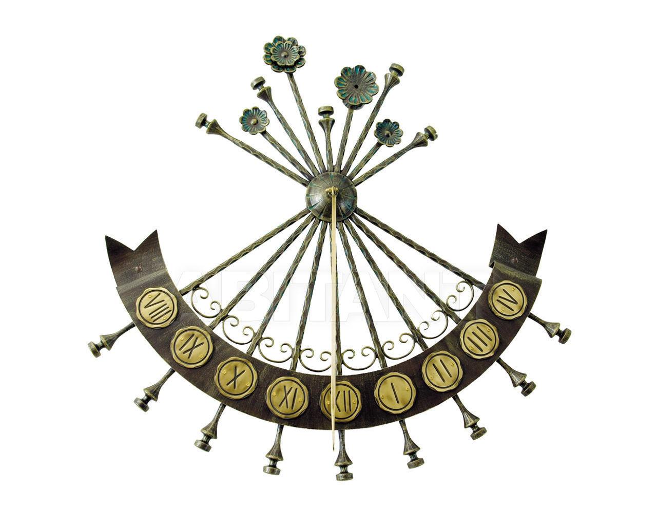 Купить Часы настенные FMB Leuchten Schmiedeeisen Lampen Und Leuchten 99650