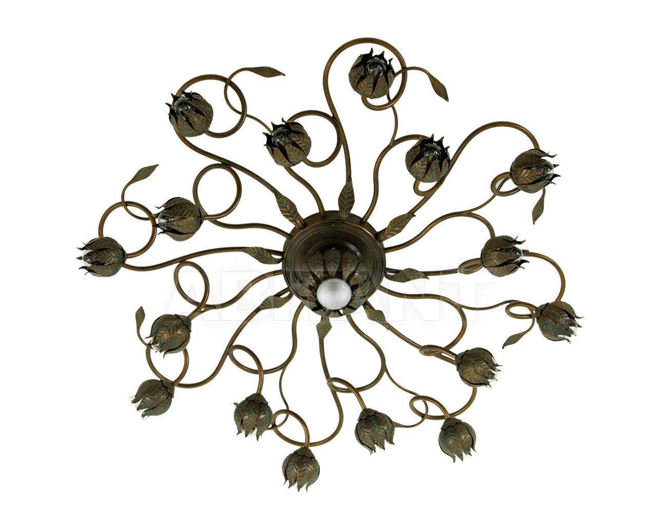 Купить Светильник FMB Leuchten Schmiedeeisen Lampen Und Leuchten 94210
