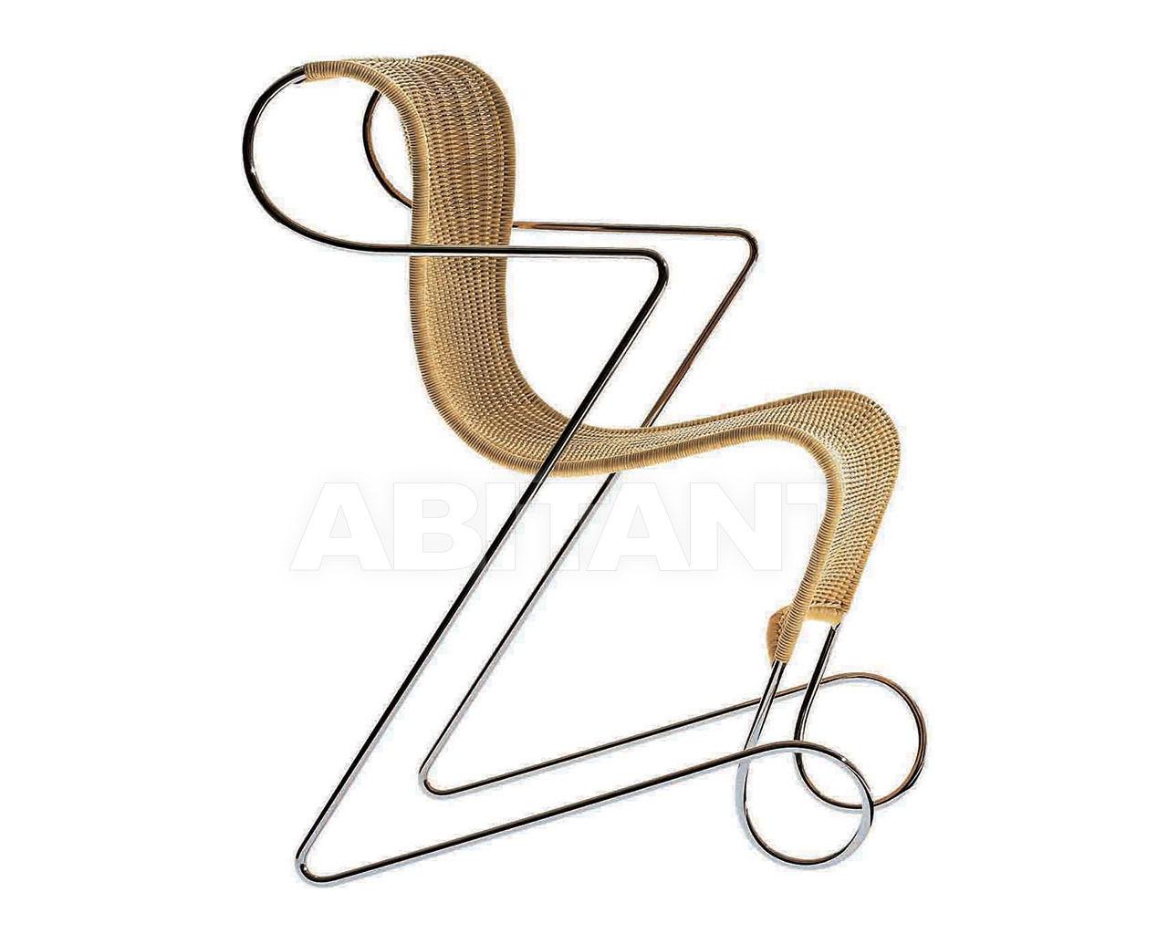 Купить Стул с подлокотниками ZIGO Driade L`arte Di Abitare 8302331