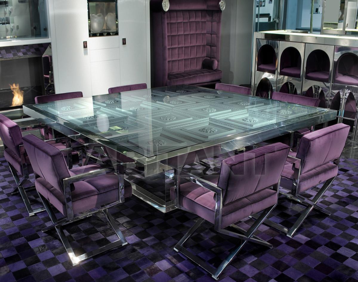 Купить Стол обеденный OTTAVIANO Ipe Cavalli Visionnaire OTTAVIANO_TABLE