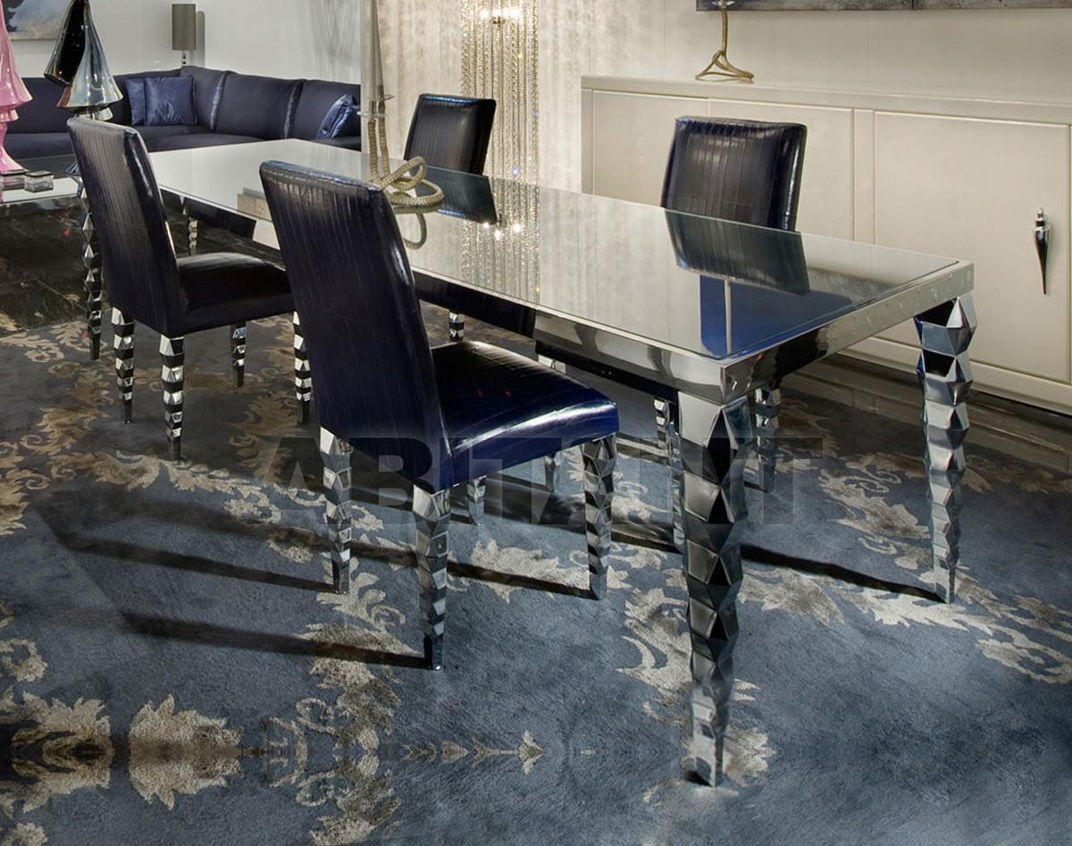 Купить Стол обеденный ZANTAS Ipe Cavalli Visionnaire ZANTAS_TABLE